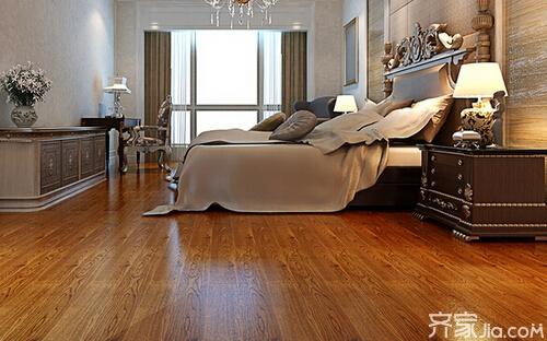 如何检查强化地板和实木地板的铺装资讯生活