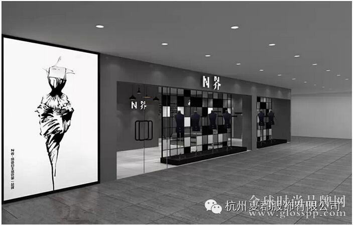 """资讯生活N 界:服装店""""视觉营销""""让顾客流连忘返"""